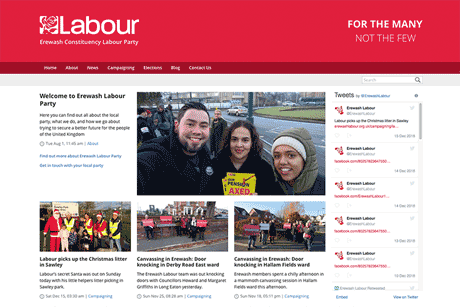 Erewash Labour Party