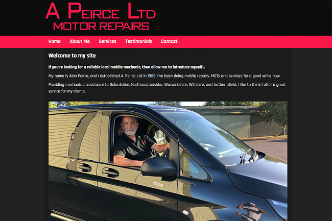A. Peirce Ltd